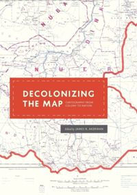 Test Cover Image of:  Decolonizing the Map