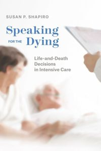 Test Cover Image of:  Speaking for the Dying