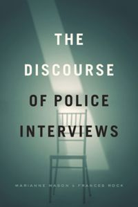 Test Cover Image of:  The Discourse of Police Interviews