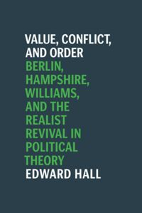 Test Cover Image of:  Value, Conflict, and Order