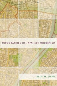 Test Cover Image of:  Topographies of Japanese Modernism