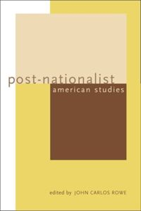 Test Cover Image of:  Post-Nationalist American Studies