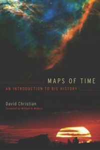 Test Cover Image of:  Maps of Time