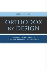 Test Cover Image of:  Orthodox by Design