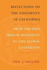 Test Cover Image of:  Reflections on the University of California