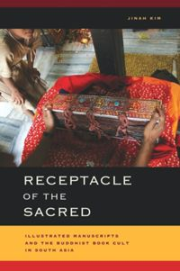 Test Cover Image of:  Receptacle of the Sacred