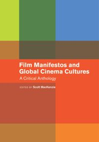 Test Cover Image of:  Film Manifestos and Global Cinema Cultures