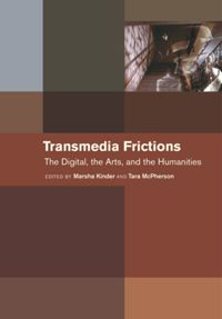 Test Cover Image of:  Transmedia Frictions