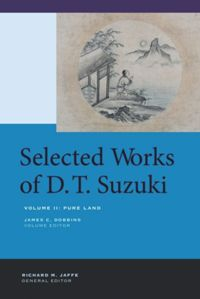 Test Cover Image of:  Selected Works of D.T. Suzuki, Volume II