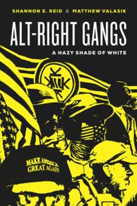 Test Cover Image of:  Alt-Right Gangs
