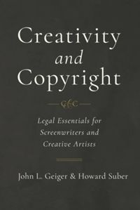 Test Cover Image of:  Creativity and Copyright