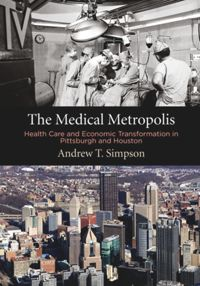 Test Cover Image of:  The Medical Metropolis