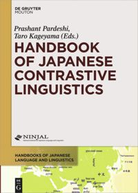 Handbook of Japanese Contrastive Linguistics