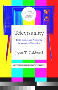 Test Cover Image of:  Televisuality