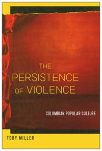 Test Cover Image of:  The Persistence of Violence