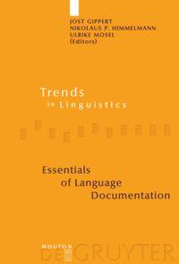 """""""Essentials of Language Documentation"""