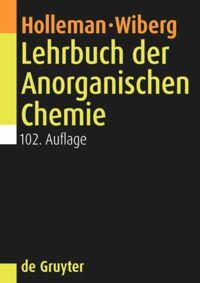 Lehrbuch der anorganischen chemie fandeluxe Gallery