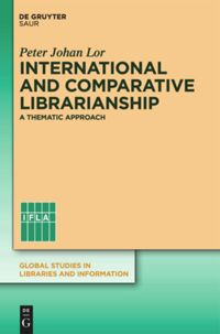 International and comparative librarianship