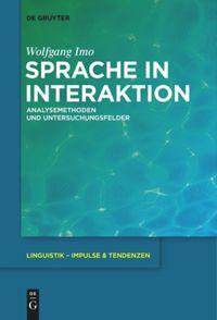 Sprache in Interaktion