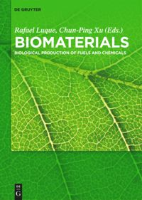 Book cover: Biomaterials