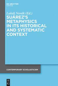 Suárez's Metaphysics