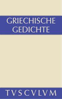 Griechische Gedichte