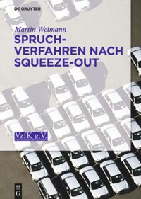 Test Cover Image of:  Spruchverfahren nach Squeeze-Out