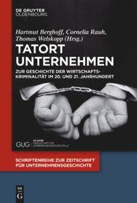Buchcover: Tatort Unternehmen
