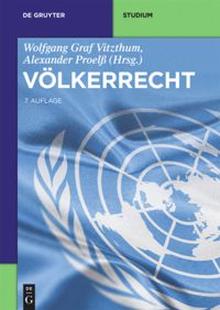Book cover: Völkerrecht