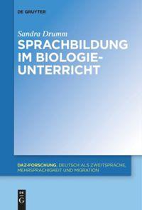 Sprachbildung im Biologieunterricht
