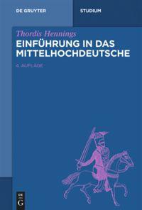 Einführung in das Mittelhochdeutsche