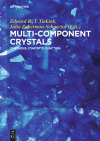 Image of Multi-component Crystals Textbook