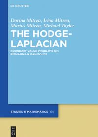 The Hodge-Laplacian