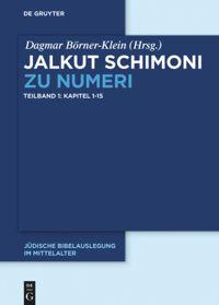 book: Jalkut Schimoni zu Numeri