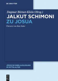 book: Jalkut Schimoni zu Josua