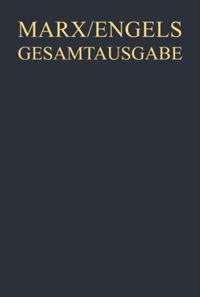 Marx/Engels Band 5:Manuskripte und Drucke zur Deutschen Ideologie