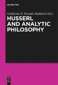 Husserl and Analytic Philosophy Book Cover