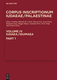 Iudaea / Idumaea, Part 1