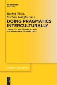 Doing Pragmatics Interculturally