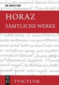 Horaz Sämtliche Werke
