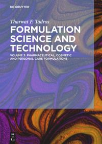 Formulation Science And Technology Volume 3 Pharmaceutical