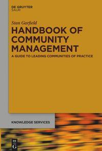 Handbook of Community Management