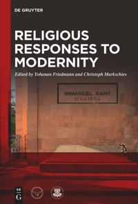Religious Responses to Modernity Book Cover
