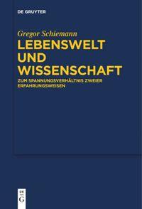 Lebenswelt und Wissenschaft: Zum Spannungsverhältnis zweier Erfahrungsweisen Book Cover