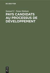 Pays candidats au processus de développement
