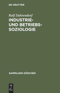 Industrie- und Betriebssoziologie