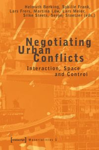 Test Cover Image of:  Negotiating Urban Conflicts