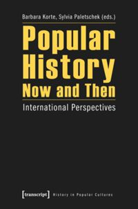Test Cover Image of:  Popular History Now and Then