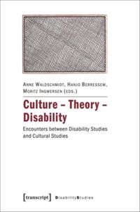Test Cover Image of:  Culture - Theory - Disability