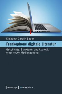 Test Cover Image of:  Frankophone digitale Literatur